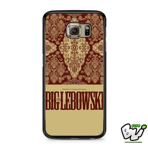 Pattern Big The Lebowski Samsung Galaxy S7 Case