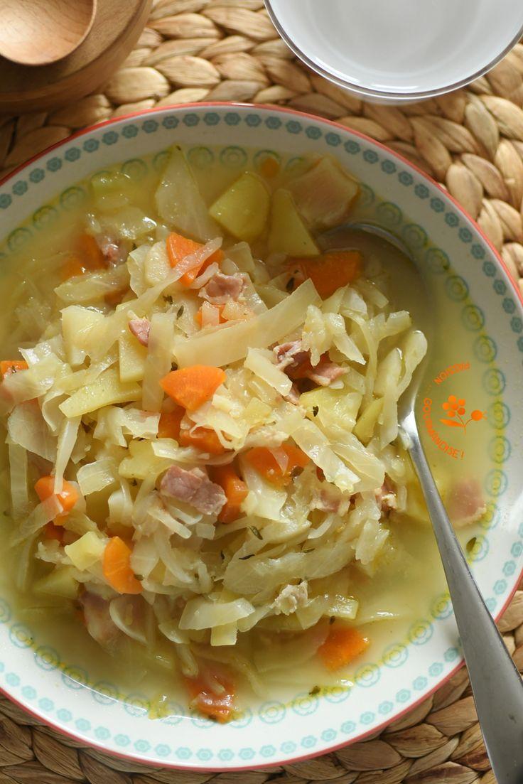 Soupe aux chou, carotte, pomme de terre & panais_6