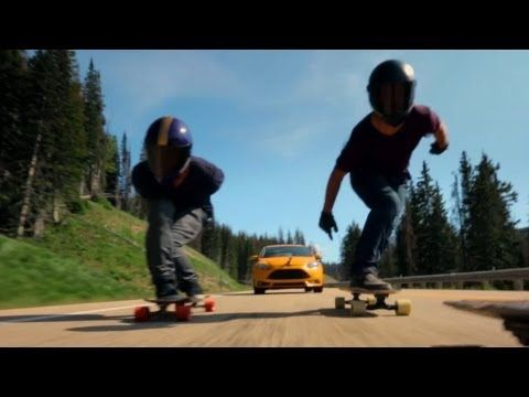 ▶ Longboarding Adventure - Insane Speeds! - YouTube