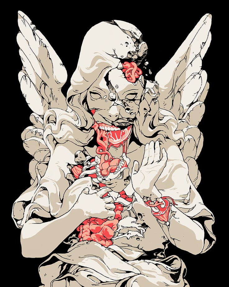 Sachin Teng Illustration | viscera