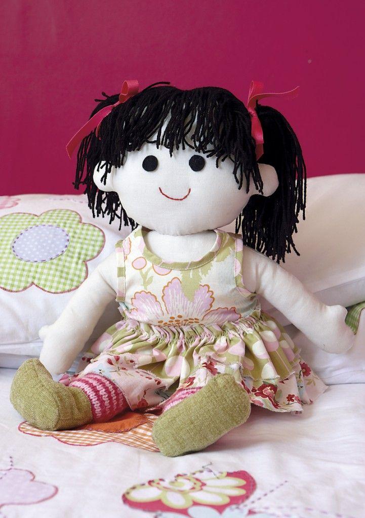 Rag doll http://dailyfix.co.za/crafts/make-your-own-rag-doll/ dailyfix.co.za/wp-content/uploads/2012/08/010110IEM116.pdf
