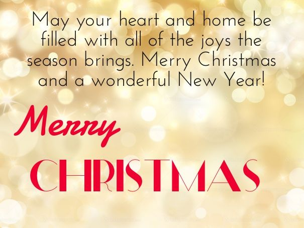 17 Best Christmas Wishes Quotes On Pinterest