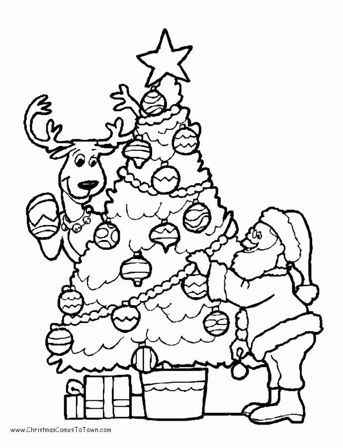 Santa Christmas Coloring Pages Fresh Free Santa Colouring Pages To Print U In 2020 Printable Christmas Coloring Pages Christmas Tree Coloring Page Santa Coloring Pages