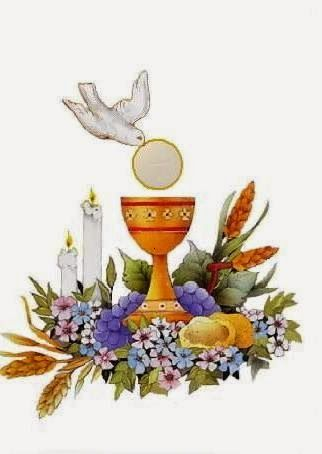 Resultado de imagen para eucaristia primera comunion png