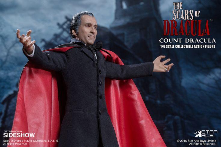 Count Dracula Sixth Scale Figure