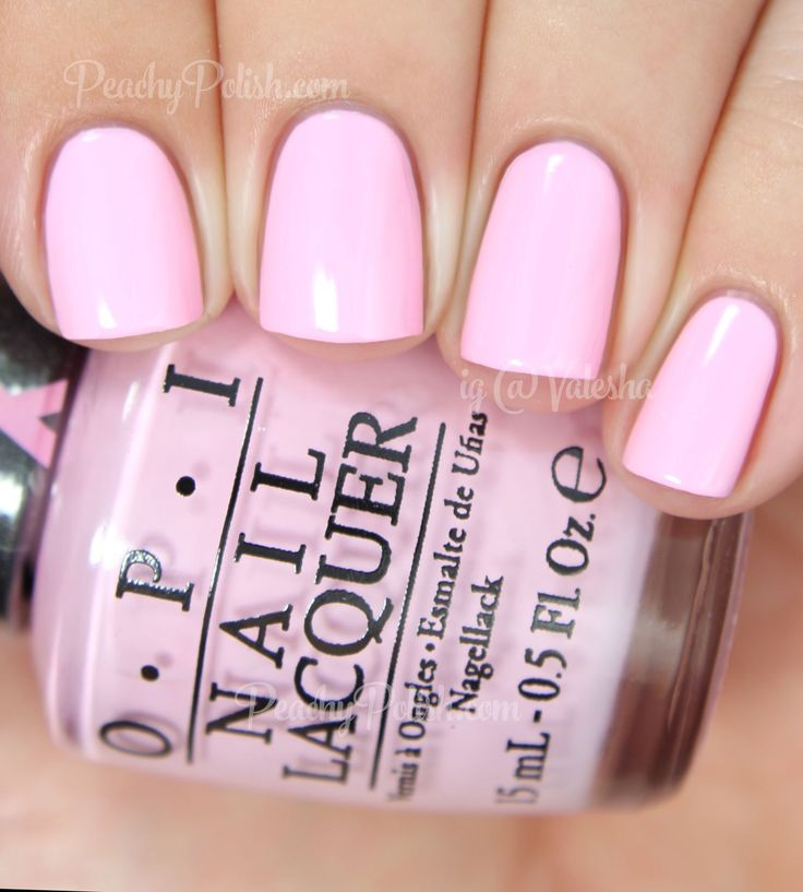 OPI — Pink of Hearts BCA/2014 - Mod About You (Pink Of Hearts Duo | 2014)