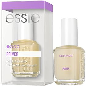 essie - Millionails primer | Go-to base coat.  Does not prevent staining though.