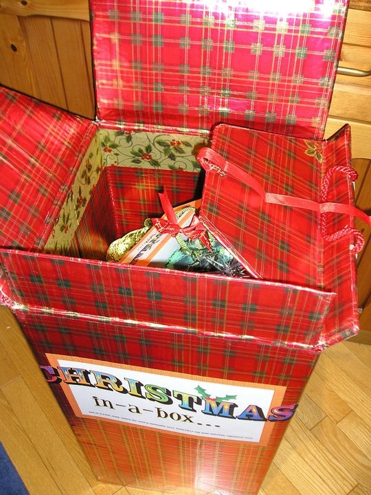 Christmas-in-a-Box!