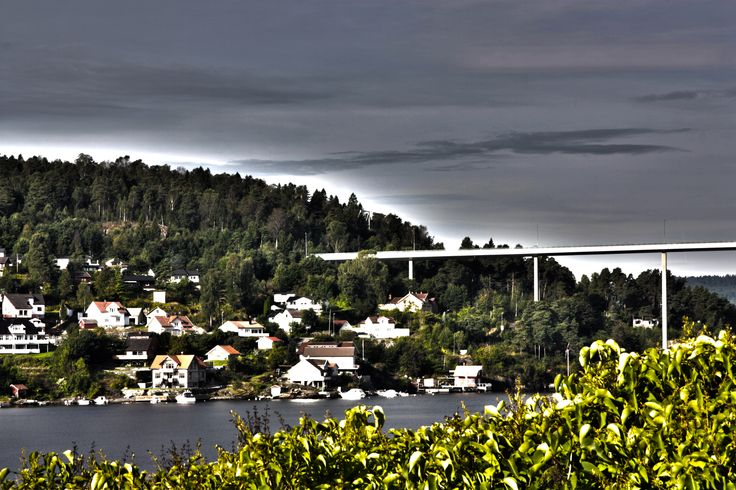 HDR tuning, This is a bridge in Telemark called Grenlands brua. Photo By. Knut Erik Blom