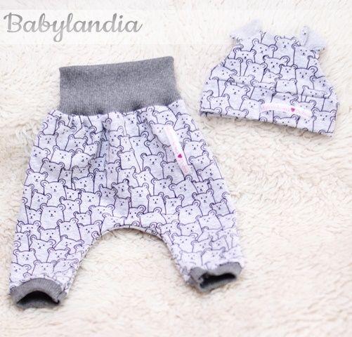 Misiowe ubranko dla... Synka :)