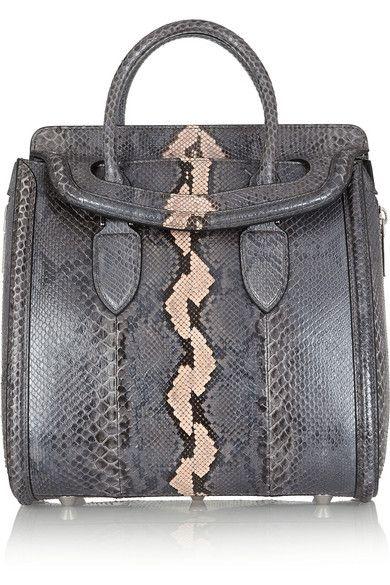 Alexander McQueen #bag #beautyinthebag