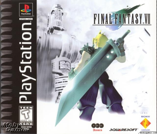 The game that defined the Playstation Era, a true classic, and the best in the Final Fantasy series.