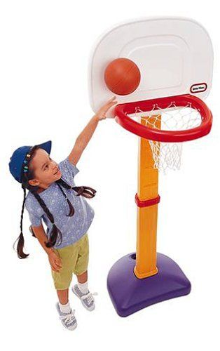 Little Tikes EasyScore Basketball Set by Little Tikes. $40.99. Amazon.com                Hey, even Michael Jordan was a toddler once. And just think of how many more millions he might have made if he had practiced on a hoop-and-ball set like this one when he was a height-challenged hoopster. With the Easy Score Basketball set those impromptu dunking clinics will be challenging, but no longer impossible. Future MJs can now practice their skills with ease, because the Eas...