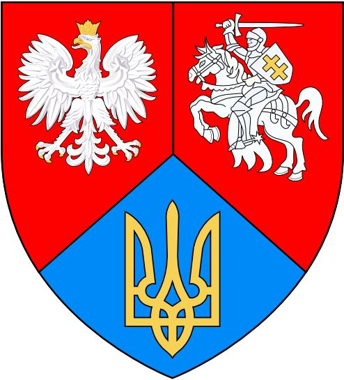 Współczesny Herb Rzeczpospolitej Trojga Narodów