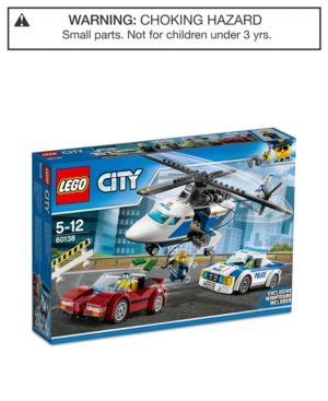 Lego City Police High-Speed Chase - Misc