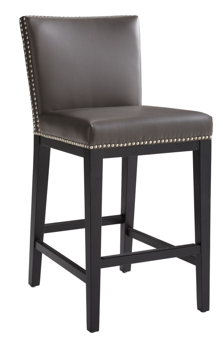 Unique Bar Stool with Back and Swivel