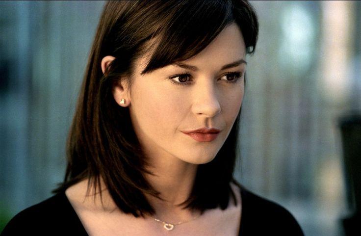 catherine zeta jones blunt haircut Catherine Zeta Jones Pinterest ...