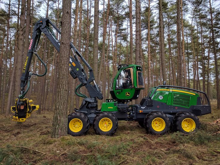 148 best logging equipment images on pinterest journals logging john deere 1170g 8w harvester fandeluxe Gallery