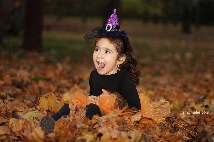 Halloween Photo Session - Iana