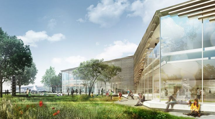 New Culture Centre and Library Winning Proposal (1)