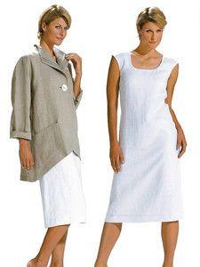 burda style: Damen - Kombinationen - Kleid und Jacke