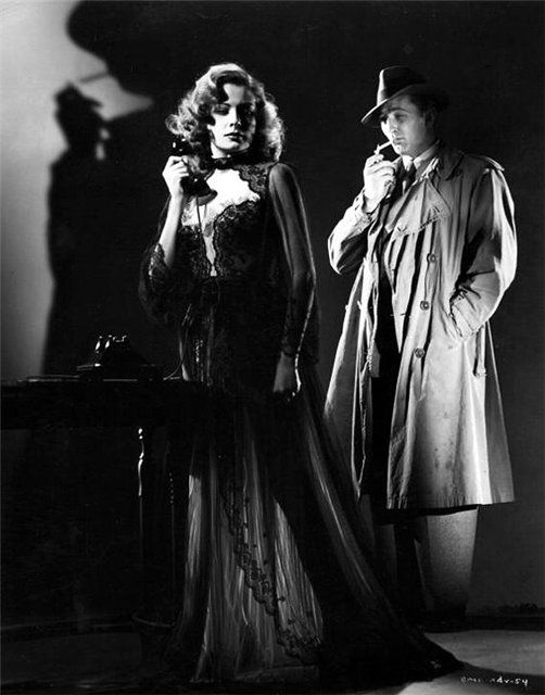 Film noir is a cinematic term used primarily to describe stylish Hollywood crime dramas, particularly those that emphasize cynical attitudes and sexual motivations. Hollywood's classic film noir period is generally regarded as extending from the early 1940s to the late 1950s.