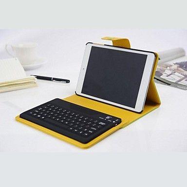 Housse en cuir avec le clavier sans fil Bluetooth pour l'ipad mini-/ mini2 – EUR € 44.15