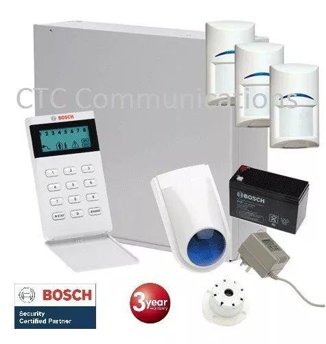 Bosch Solution 880 Ultima with 3x Gen2 Standard PIR Detectors