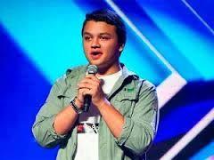 X factor contestant again
