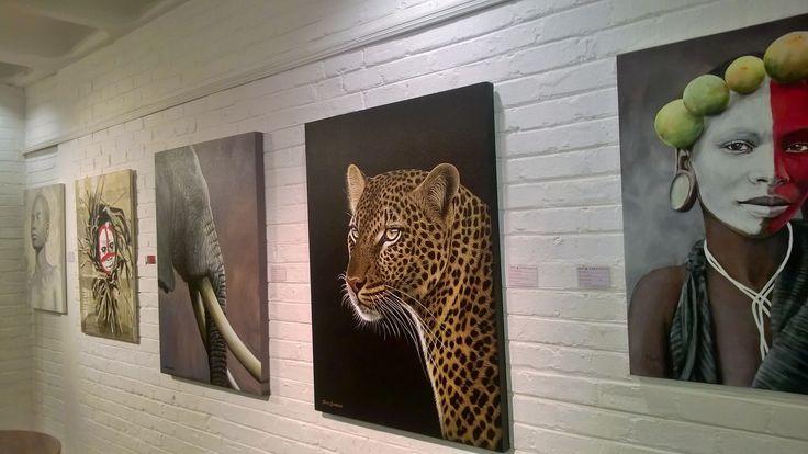 African Art Gallery at Groot Constantia