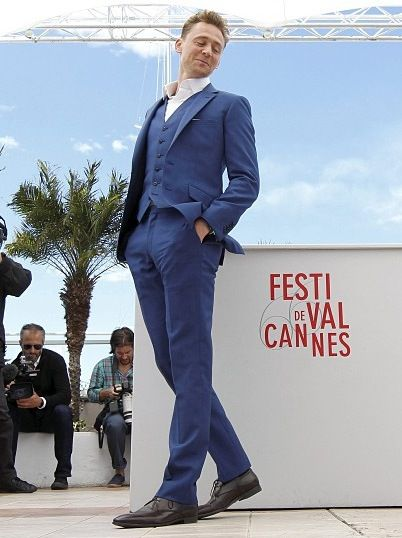Tom hiddlesLovers Left, Tom Hiddleston Loki, Cannes Film Festivals, Left Alive, Blue Suits, Cannes 2013, Tomhiddleston, Tom Hiddlestonloki, Annual Cannes