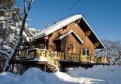 Chalets du Domaine Ste-Agathe avec spa ext. ou piscine int. et sauna privé!