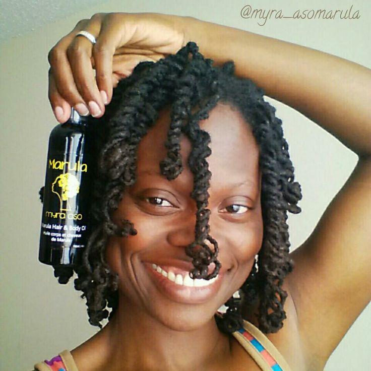 Marula Hair & Body Oil
