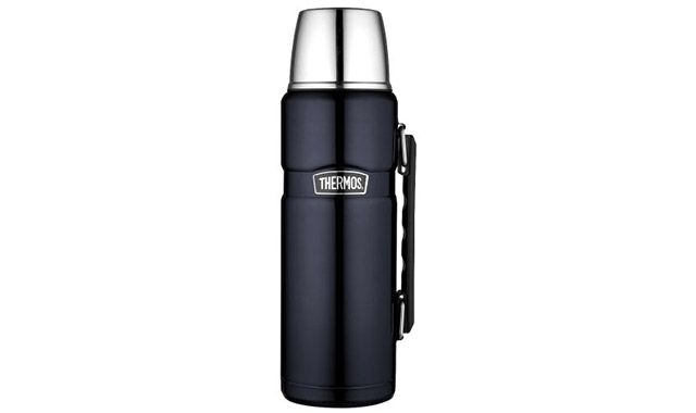 The traditional Thermos. The tried and true method to keep drinks insulated. While this is a perfectly fine solution, it isn't always practical. Who really wants to carry a thermos around with them all day and by the end, only have lukewarm coffee to drink?
