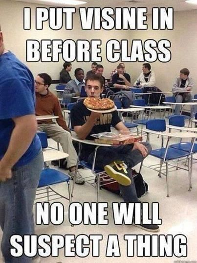 Lol that use to be me I'm school hahah