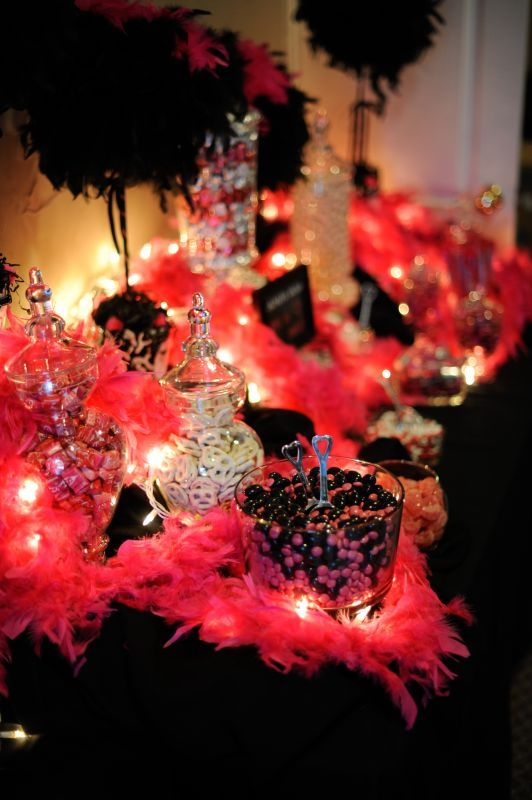 Best ideas about red candy buffet on pinterest