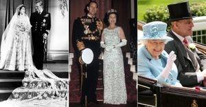 Rainha Elizabeth II e Príncipe Phillip celebram 65 anos de casamento - Para celebração dos 65 anos de casamento da Rainha Elizabeth e do Príncipe Phillip, a CARAS Online selecionou fotos históricas do casal real. Confira!