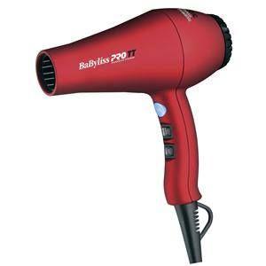 BABYLISS PRO HAIR DRYER TOURMALINE TITANIUM IONIC 3000