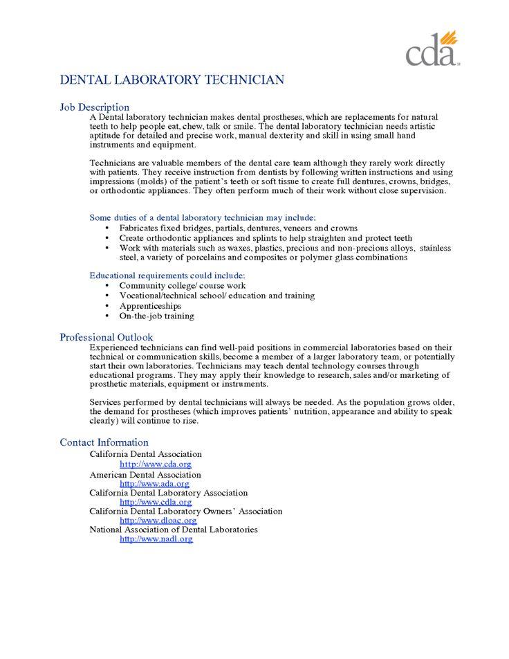 11 laboratory technician resume sample
