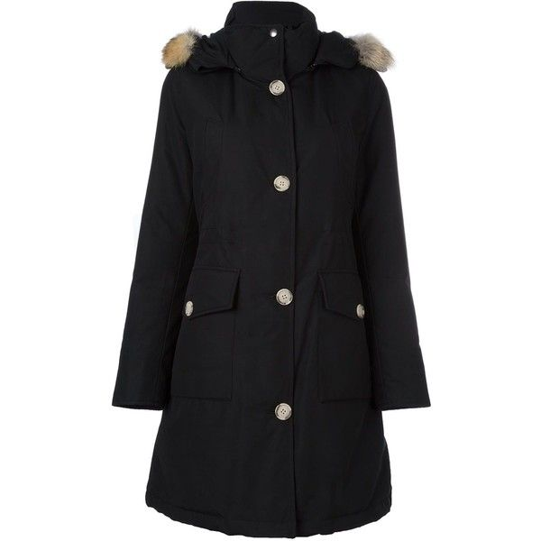 Parka Hooded Coat