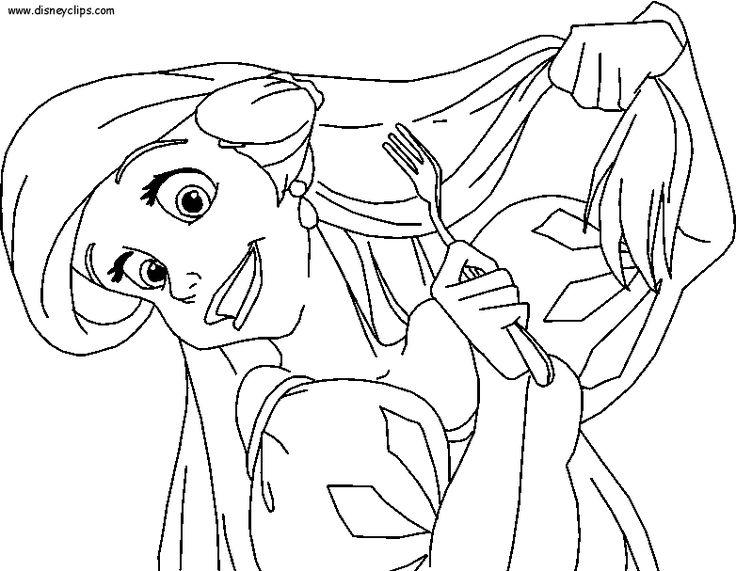 disney villains coloring pages walt disney coloring pages princess ariel walt disney characters