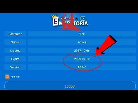 BEST IPTV APK EXPIRE 2020 ( u snooze u lose ) - YouTube