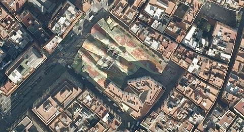 Barcelona's Santa Caterina Market