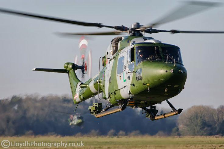 Westland Lynx Mk7