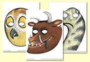 Role Play Masks
