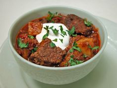 CROCKPOT HUNGARIAN PORK GOULASH RECIPES | ... pork. He even made it with pork tenderloin once, which I remember