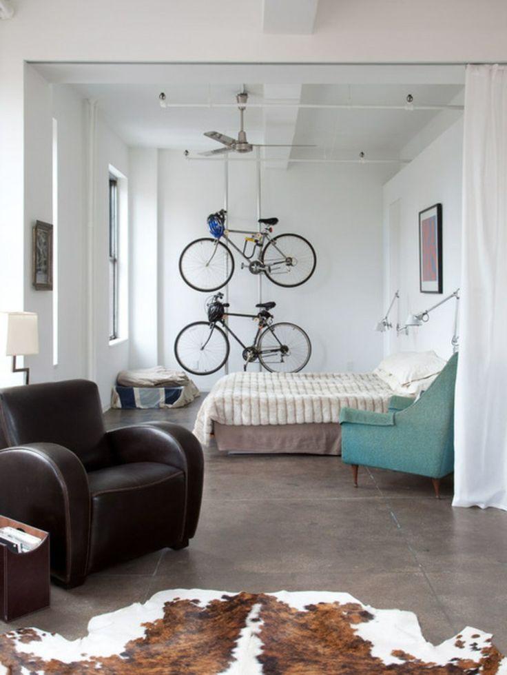 ber ideen zu fahrradhalter auf pinterest. Black Bedroom Furniture Sets. Home Design Ideas