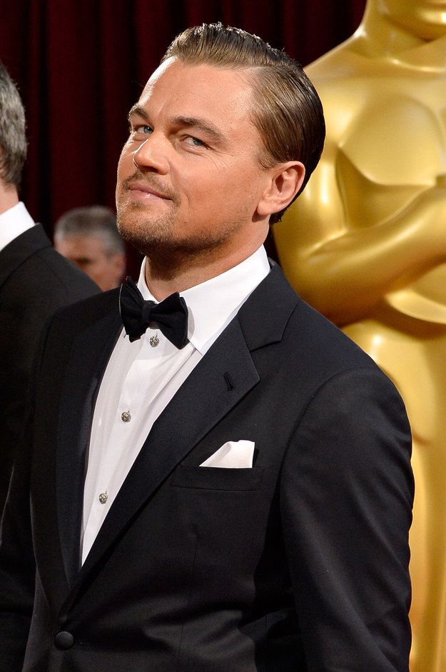 Because we were graced with his presence on this earth. | 41 Reasons To Be Thankful For Leonardo DiCaprio Today