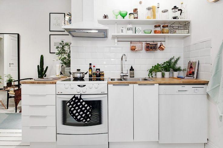 Apartamento Escandinavo | Inspiração Nórdica - Blog Casa Bellissimo