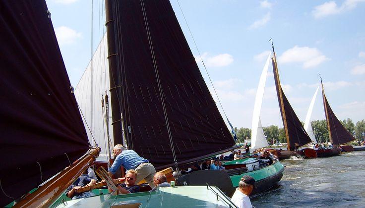 Friesland de watersport provincie bij uitstek!